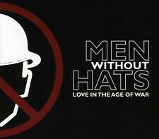 Men Without Hats - Love in the Age of War [New CD] Canada - Import
