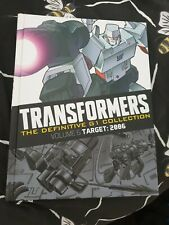 Transformers The Definitive G1 Collection - Issue 6: Target: 2006