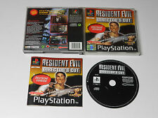 Resident EVIL-director cut per PlayStation 1/ps1