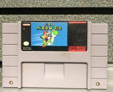 Super Mario World | Tested and Works | Games Only | Ships Fast