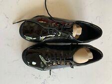 Black Latin Dance Shoes for Men US Size: (8 1/2) Width: Medium (B)