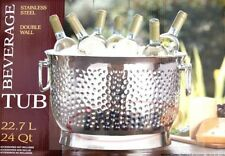 Unbranded Stainless Steel Ice Buckets