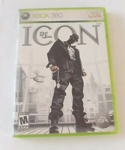 Def Jam: Icon (Microsoft Xbox 360, 2007) - CIB