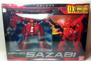 Bandai Gundam MSIA MSN-04-Sazabi DX
