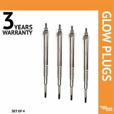 4x Glow Plug for Ford Ranger 3.0 TDCI - set of 4