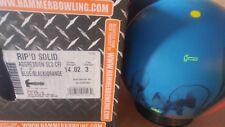 NEW 14lb Hammer Rip'd Solid Bowling Ball 508B