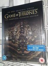 Game of Thrones: Season 7 Dragonstone Steelbook (Blu-Ray)