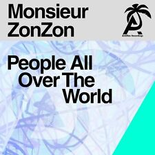 Monsieur Zonzon - People All Over The World [New CD] Manufactured On Demand