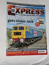Rail Express Magazine no 194, July 2012.
