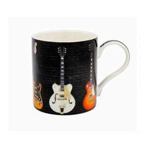 Guitar Coffee Mug - Rock and Roll