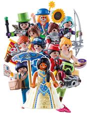 Playmobil Figurine Serie 18 Femme Personnage + Accessoires Modèle au Choix NEW