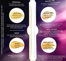 Urban Decay Eyeshadow Primer Potion Original Minor Sin Eden Anti-Aging Samples