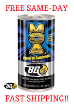 BG MOA Engine Oil Supplement Motor Oil Additive PN110 11.FL.OZ 325ml(1)NEW CAN!
