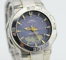 I066 Vintage Casio Wave Ceptor Ana Digi Solar Watch WVA-310 MOD.2740 JDM 131.3