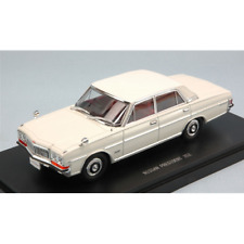 NISSAN PRESIDENT 252 1987 WHITE 1:43 Ebbro Auto Stradali Die Cast Modellino