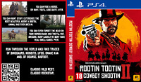 Red Dead Redemption II Sony PlayStation 4 Brand New Sealed