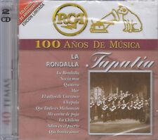 CD - La Rondalla Tapatia NEW 40 Temas 100 Anos De Musica 2 CD's  FAST SHIPPING !