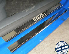 SEAT IBIZA 6L 2002-2008 5D 8pcs Stainless Steel Door Sill Guard Scuff Protectors