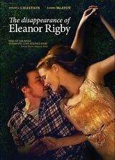The Disappearance of Eleanor Rigby (DVD, 2015) W/ SLIPCOVER