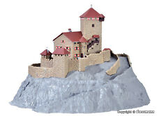Kibri 37304 Burg Branzoll Bausatz N