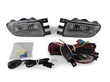 1998-2004 Lexus GS300 GS400 GS430 CLEAR Glass Fog Light Set + Wiring + Switch