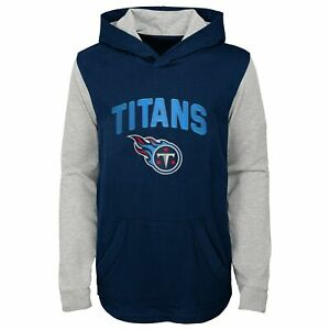 Outerstuff NFL Youth (8-20) Tennessee Titans Legend Pullover Hoodie