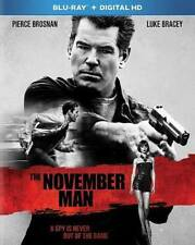 The November Man (Blu-ray Disc, 2014) NEW / Factory Sealed - FREE SHIPPING