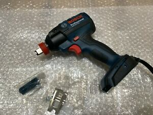 Bosch GDX18V-EC Brushless Impact Driver Wrench Bare Tool NEW