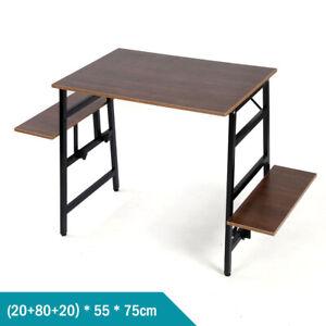 Adjustable Computer Desk Home Office Table Storage Corner Student  Caravan Table