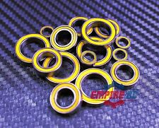 [Yellow] Rubber Ball Bearings Bearing FOR TRAXXAS SLASH 4X4 / SLASH 4X4 PLATINUM