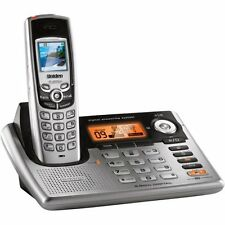 Uniden CLX-485 WORKS IN POWER FAILURE  & EXTRA HANDSET 5.8 GHz  Cordless Phone
