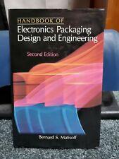 HANDBOOK OF ELECTRONICS PACKAGING DESIGN AND ENGINEERING By Bernard S. Matisoff