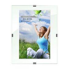 Clip Photo Frame 30x40cm Glass Picture Frames