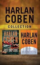 HARLAN COBEN UNABRIDGED CD COLLECTION - The Woods - Just One Look - BRAND NEW!!!