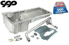 Holley 302-1 LS Engine Swap Retrofit Oil Pan Conversion LS1 LSX Camaro Nova