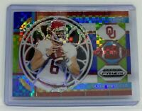Baker Mayfield Cleveland Browns 2019 Prizm Draft Picks Stained Glass /99 #22