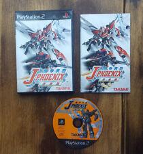Panzer Corps - J-Phoenix - TAKARA - PS2 - NTSC-J - VG - complete