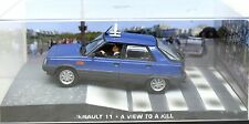 James Bond 007 - Renault 11 TAXI - A View To A Kill