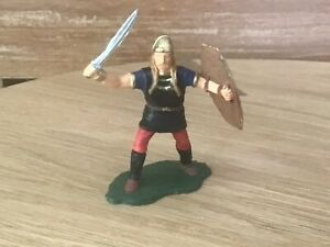 Ancient Gaul Warrior. Reamsa or Jecsan. 60mm plastic toy soldier