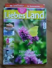 wie Landlust - Liebes Land  - Nr. 6 (Juni 2015)