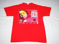 Women In Jazz Festival 2010 Event Shirt Sz Md Lisa Webster Yolanda Drake Harman+