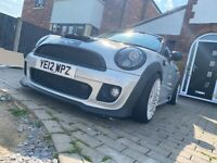 mini cooper s coupe stage 2 250bhp