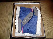 MIA Womens Terran Navy Size 6.5-M Nylon Quilted Fashion Sneaker Retails $100+Tax