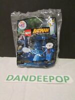 McDonald's New Lego Batman Video Game Mr. Freeze Ice Blast Happy Meal Toy 2008