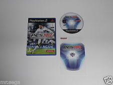 PRO EVOLUTION SOCCER 2012 - PES 12 for PLAYSTATION 2 'VERY RARE & HARD TO FIND'