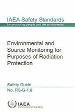 Environmental And Source Monitoring for Purposes of Radiation Protection: Safety
