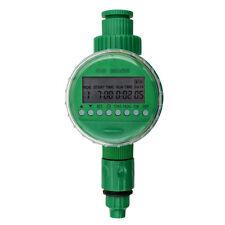 Auto Electronic Garden Water Timer Solenoid Valve Irrigation Sprinkler Control