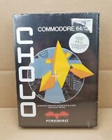 Vintage Firebird CHOLO Commodore 64/128 3D Game 1987 Made In U.K. - NEW & SEALED