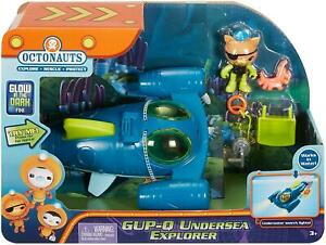 Fisher-Price Octonauts Gup-Q Undersea Explorer Figures DEALS
