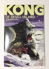 Kong Of Skull Island Special #1 NM+ Key Book King Kong